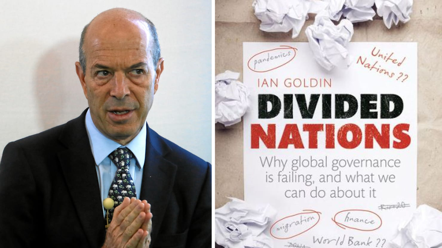 Big Idea: The Time for Divided Nations Is Over