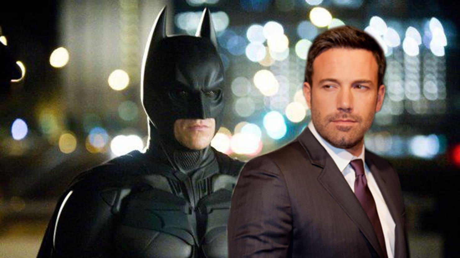 Ben Affleck Isn't the Worst Thing to Happen to Batman