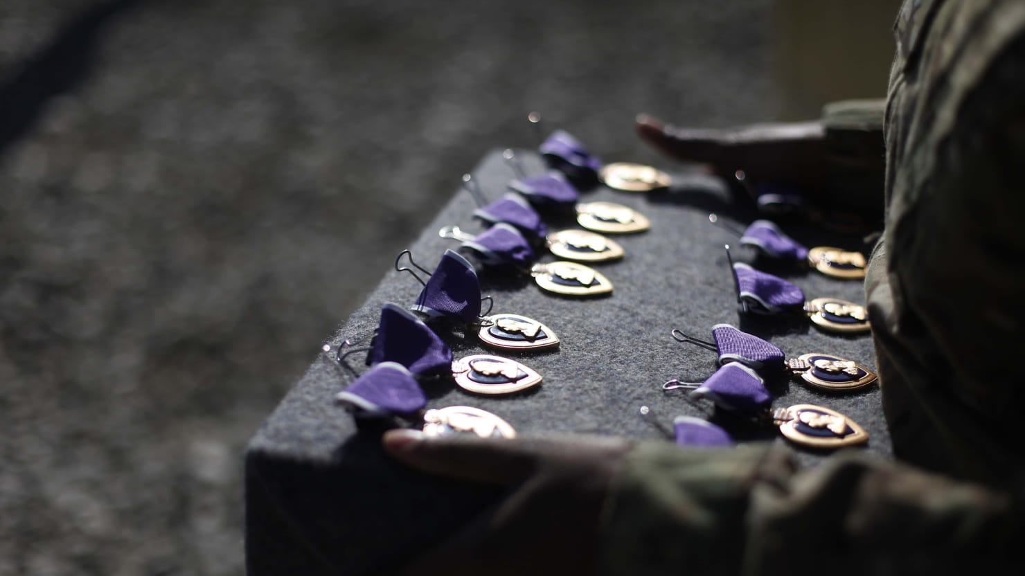How The Purple Heart Can Help Heal Veterans with PTSD