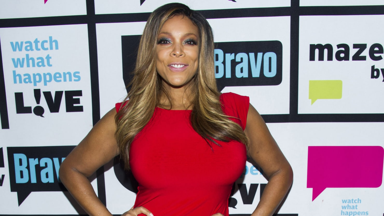Wendy Williams Announces Her Online Hair World Of Wigs Weaves And