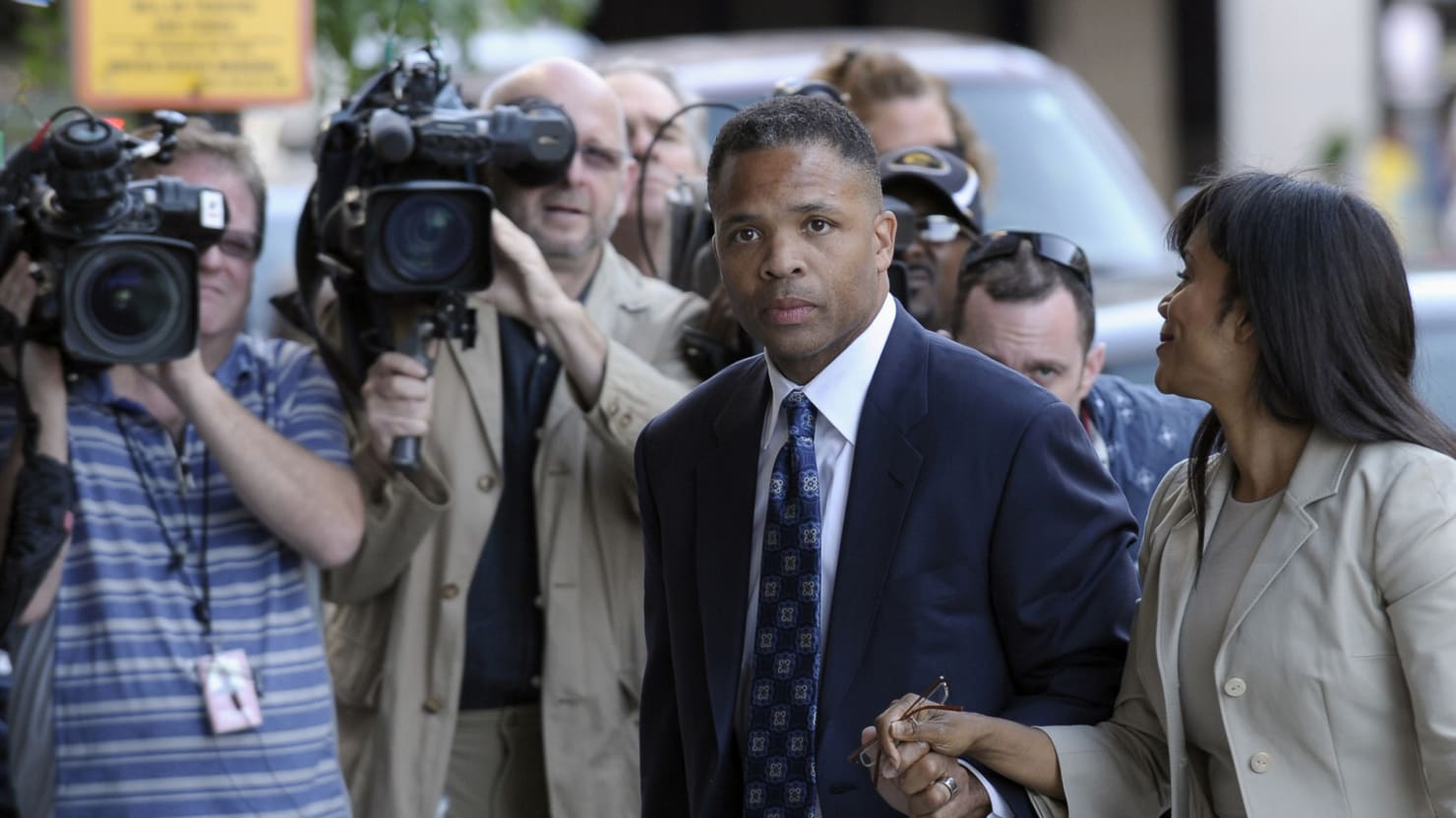 Jesse Jackson Jr's 'Staggering' Fall From Grace