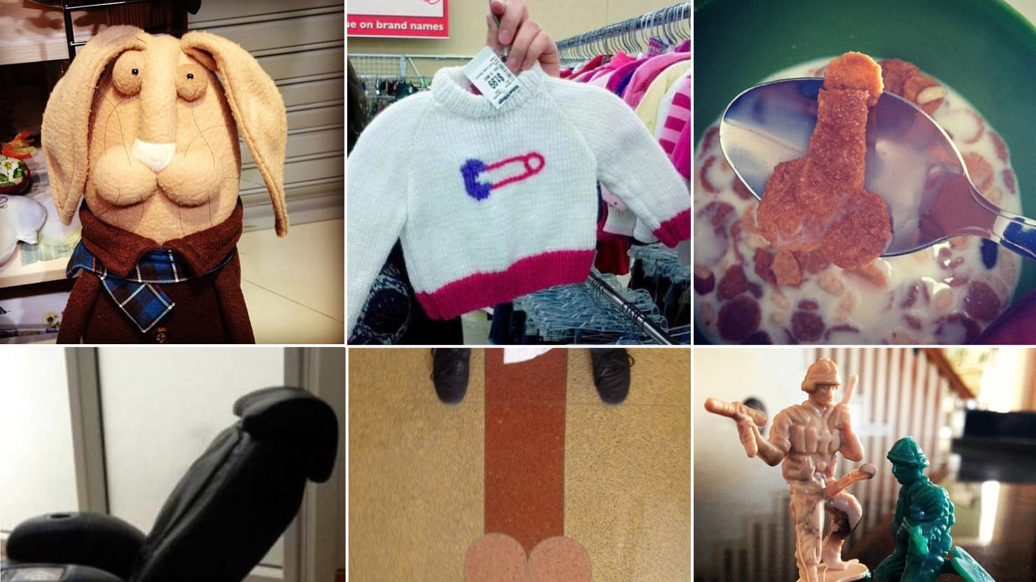 Penis Pics: Behind the Instagram Account That Looks Like a Dick