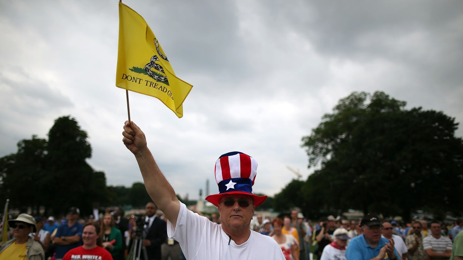 Why the Tea Party Is a Nativist Libertarian Movement