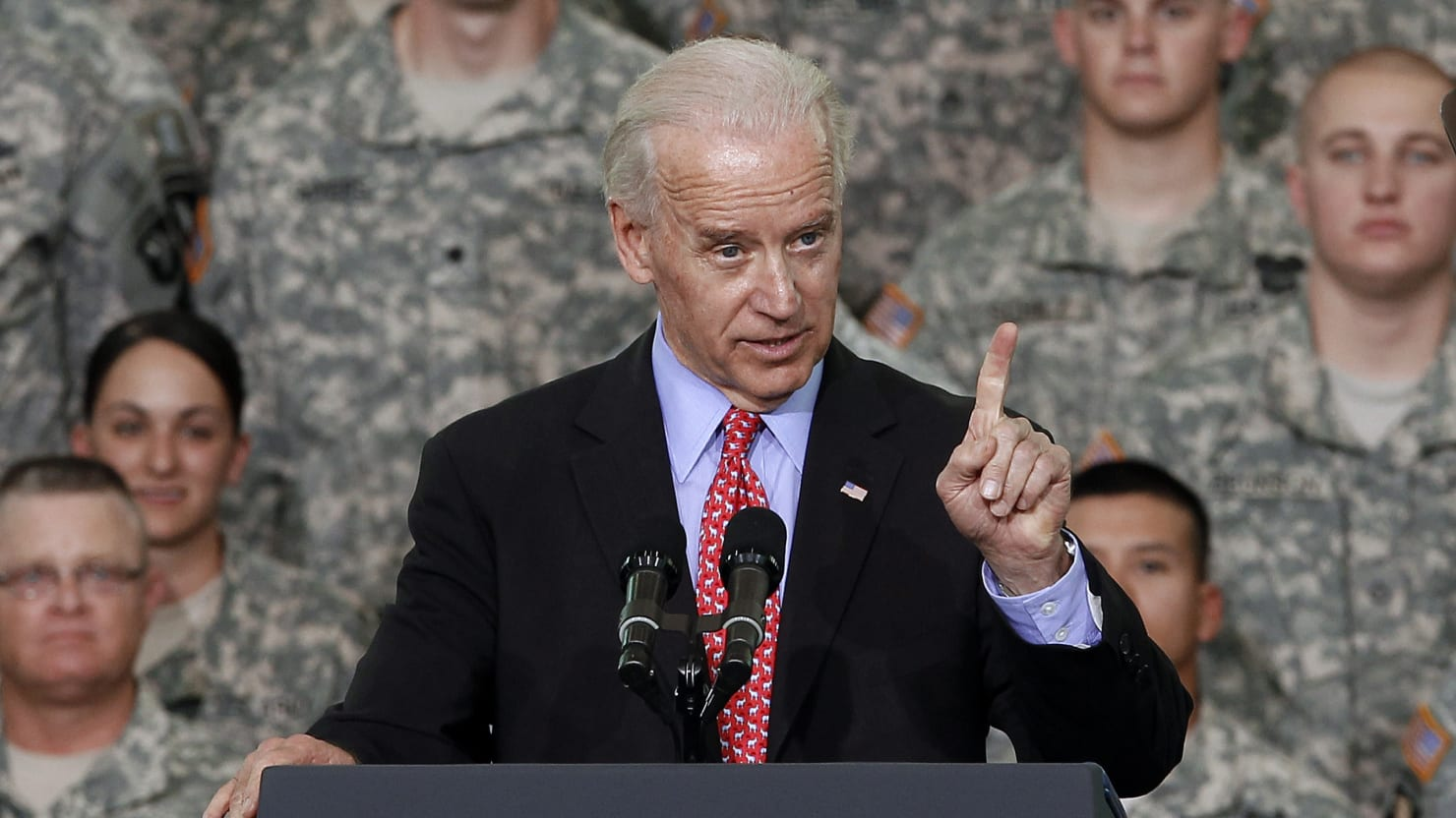 How Biden's Win on Afghanistan Policy Has Shaped Obama's Arab Approach