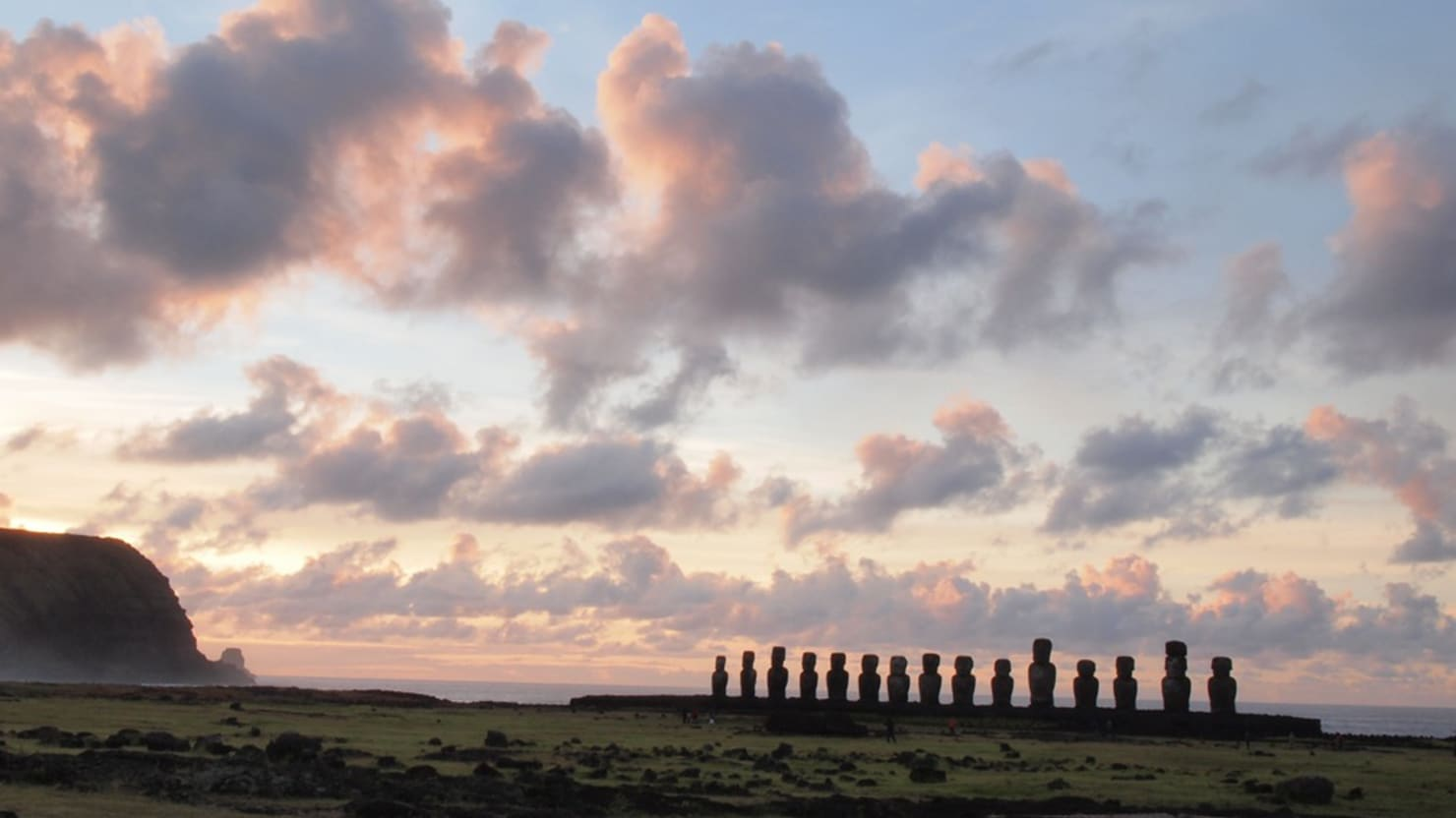 Stunning Images from Easter Island