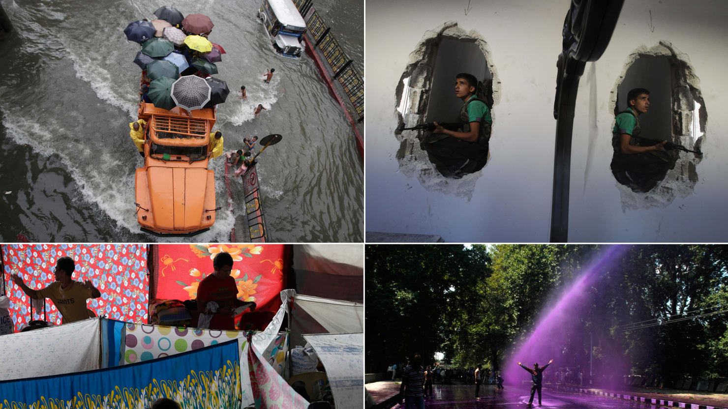 Week in Photos: Aug. 23, 2013