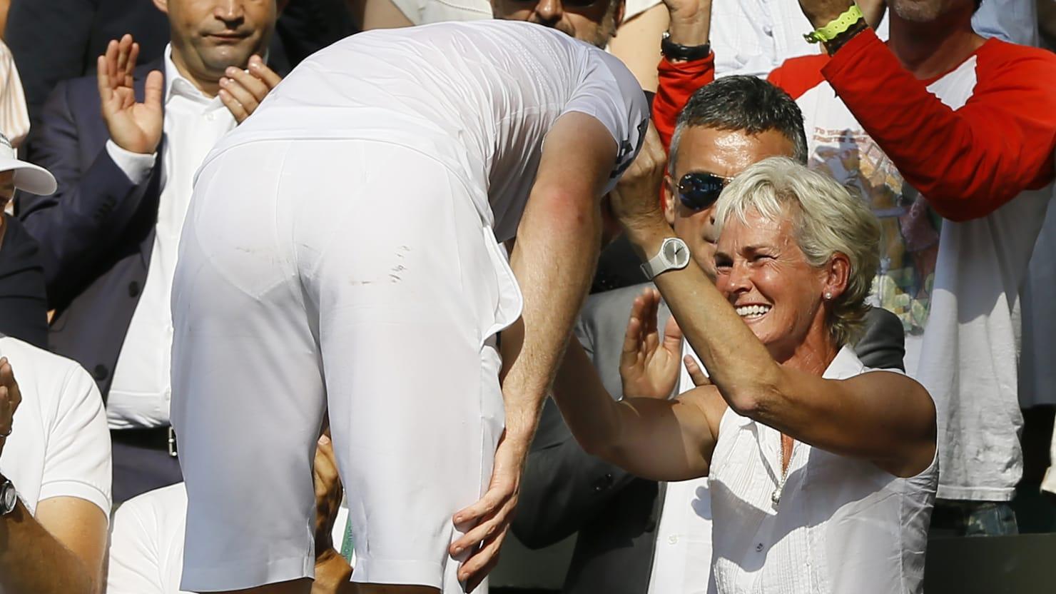 Andy Murray Survived Dunblane School Massacre Before Winning Wimbledon