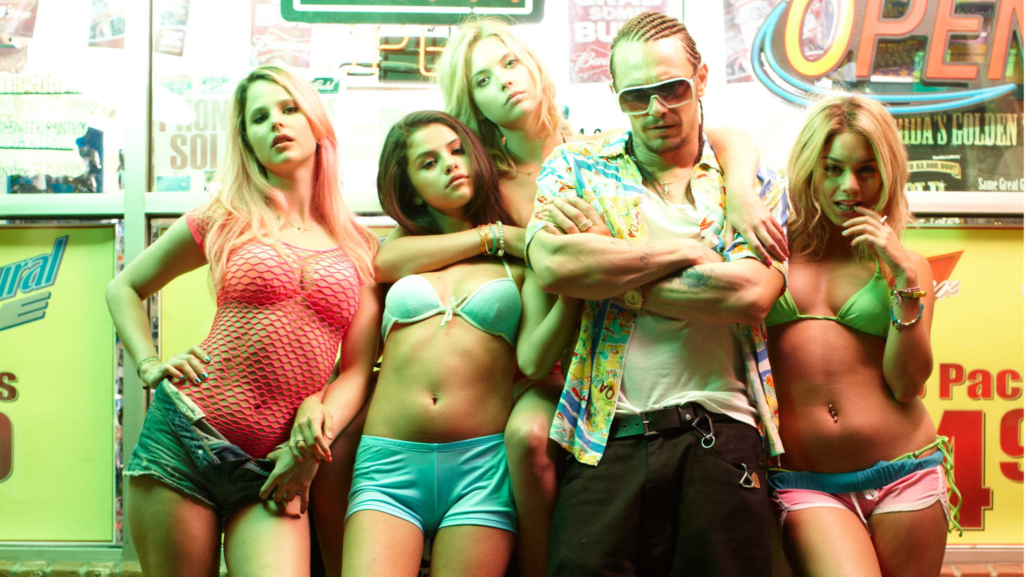 Exclusive Video: James Franco On Getting Weird In 'Spring Breakers'