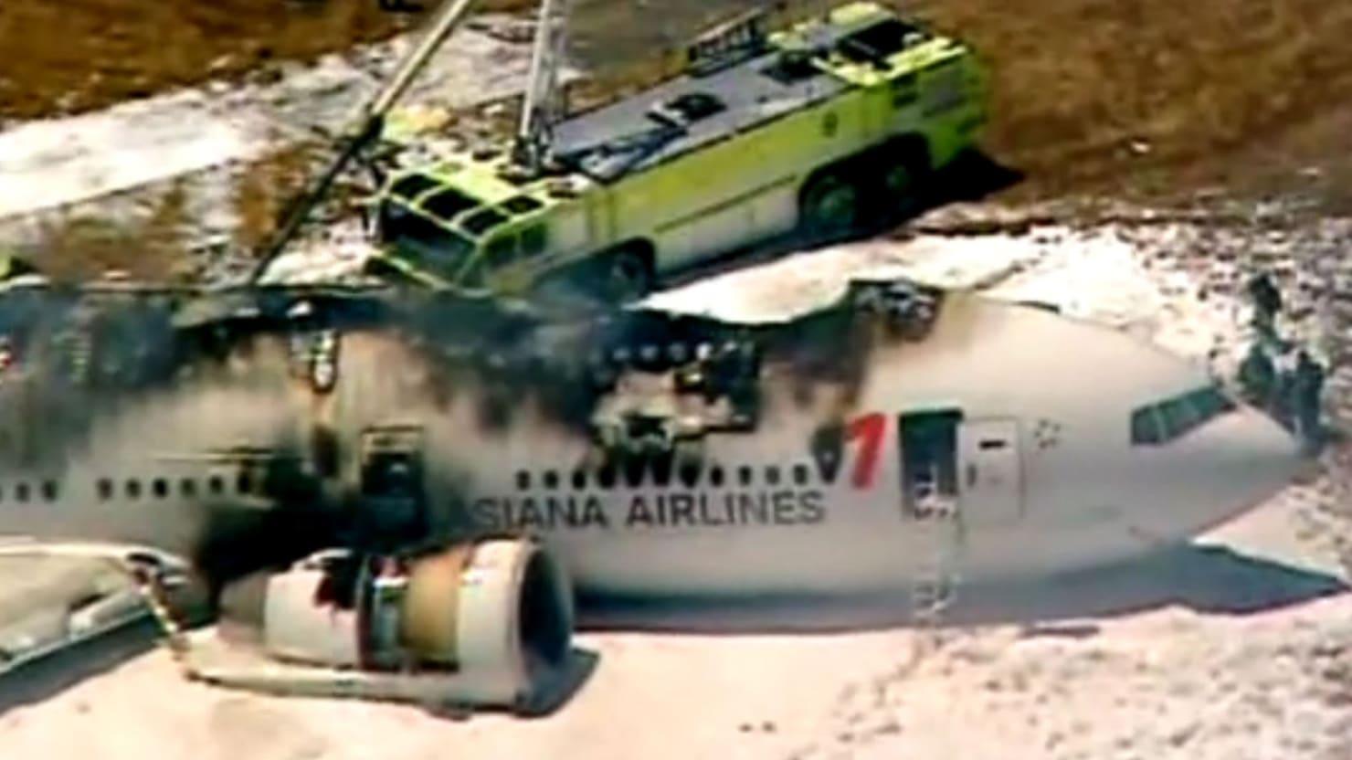 San Francisco Airplane Crash Landing: What Happened?