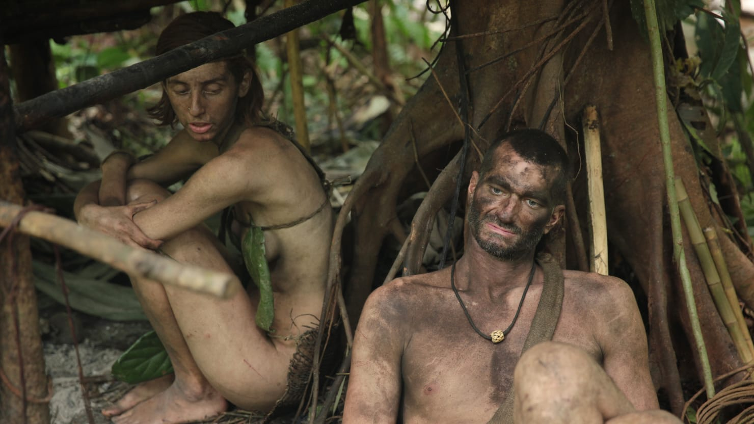 'Naked and Afraid' Is the Craziest Show on TV—You Just Have to Watch