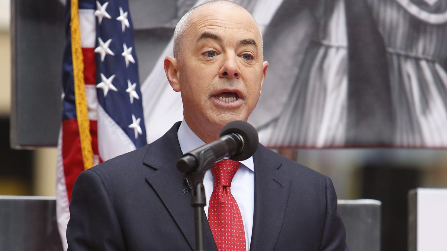 Alejandro Mayorkas's DHS Nomination Held Up Over IG Investigation