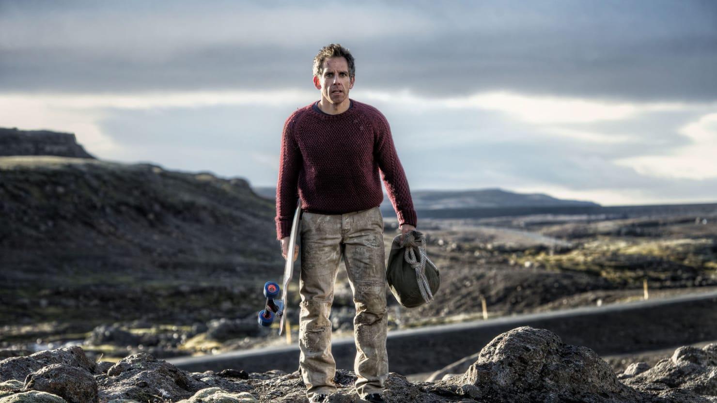 Ben Stiller's 'The Secret Life of Walter Mitty' Trailer Released