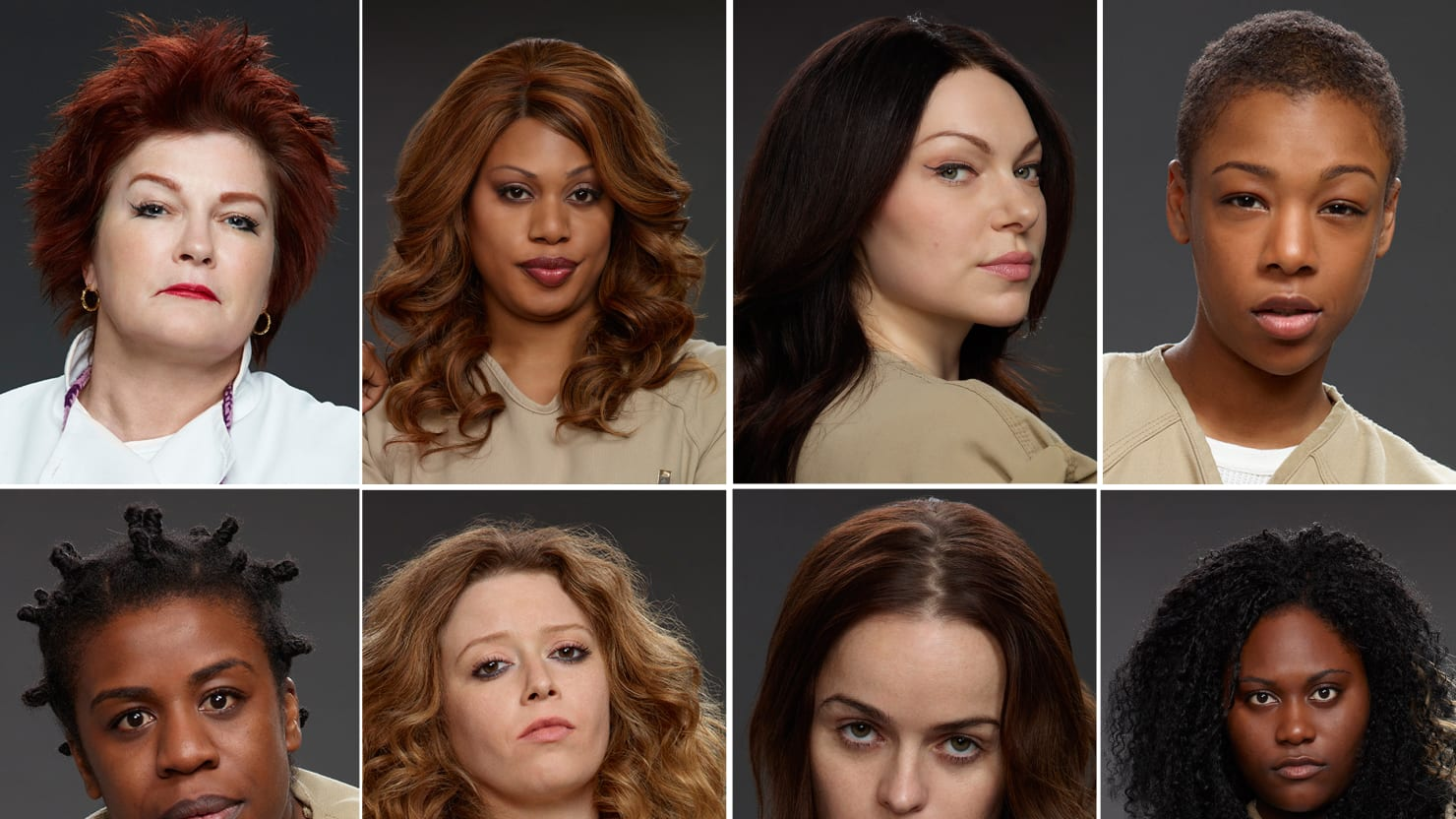 orange is the new black character