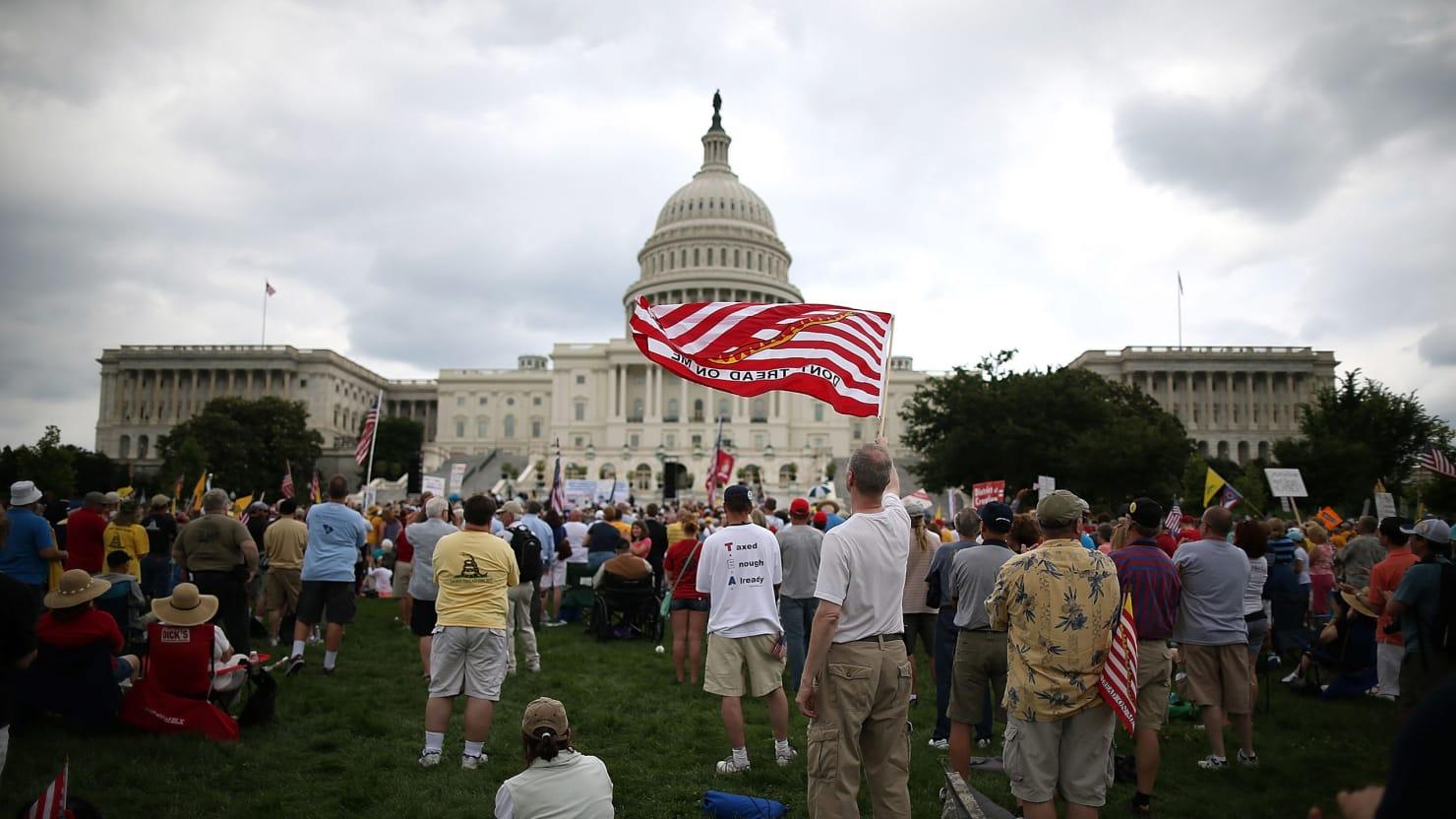 Jon Favreau on the Destructive Rise of the No-Government Conservatives