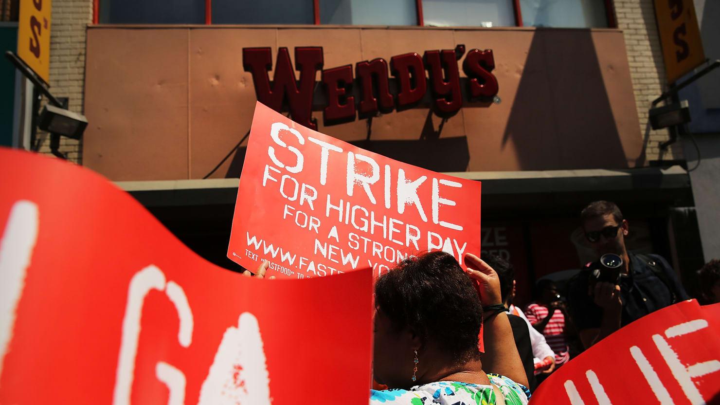 Fast Food Chains Cheap Labor
