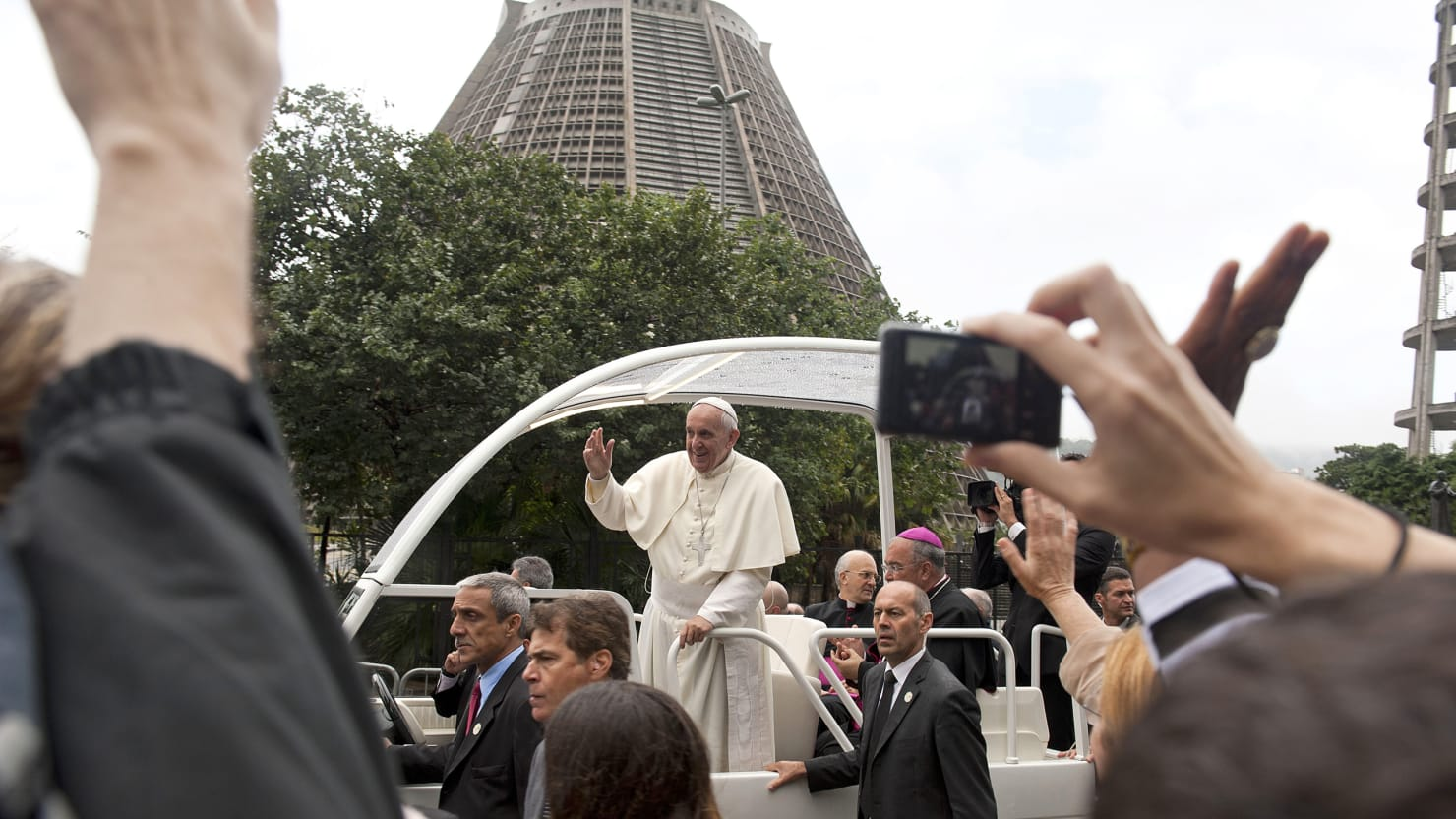 Pope Francis's Lessons for the GOP