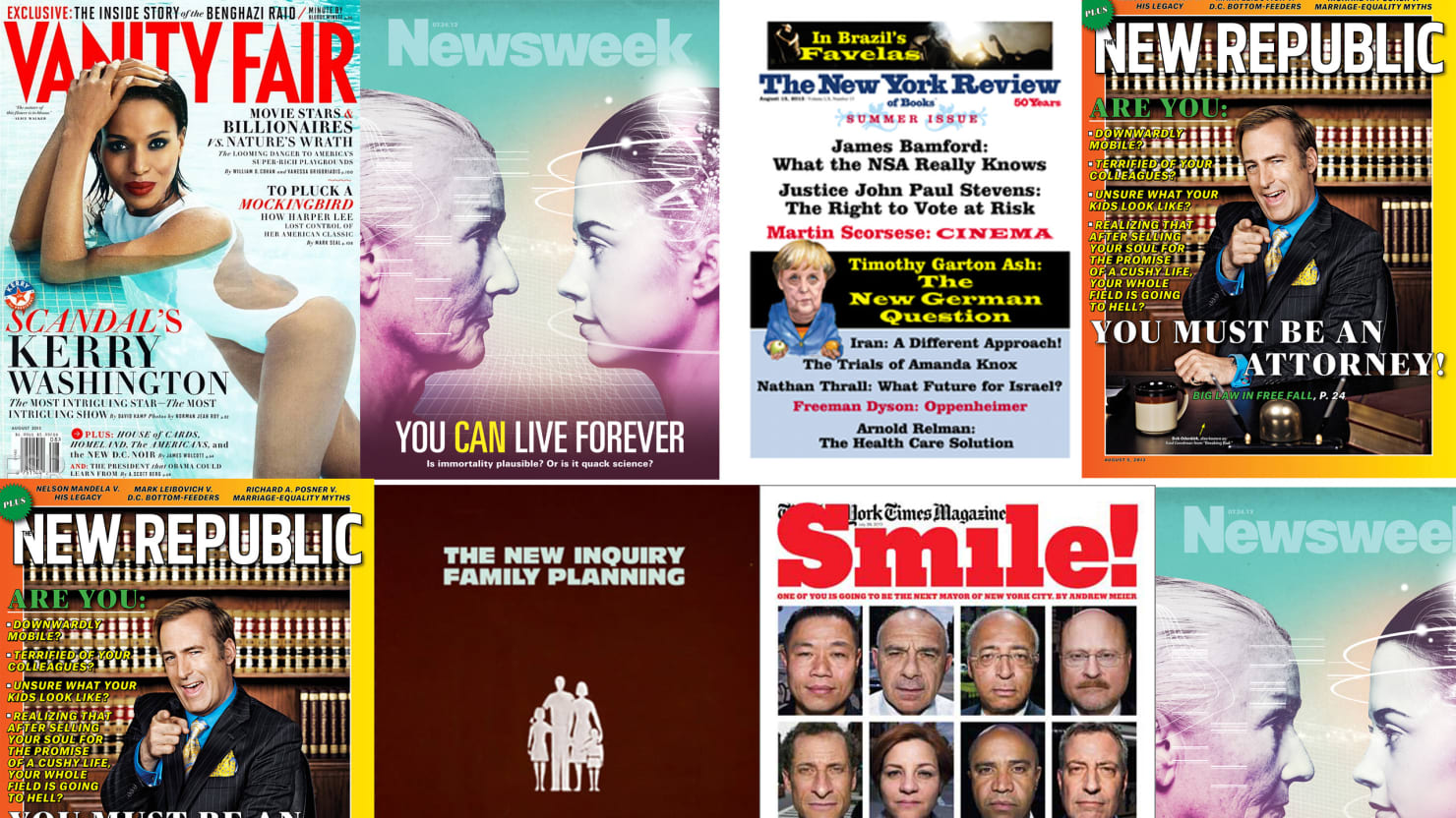 The Week's Best Longreads for July 27, 2013
