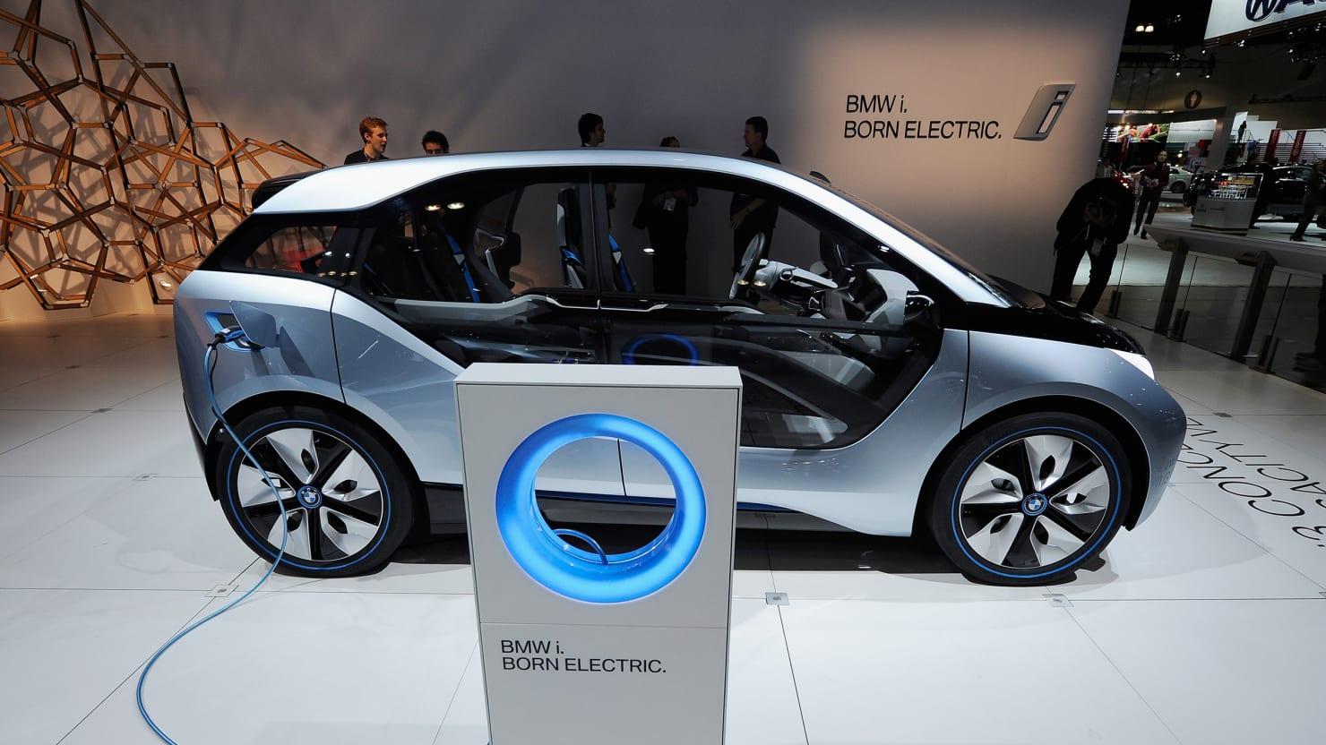 car tesla tease with challenges ferguson kevork bmw new electric