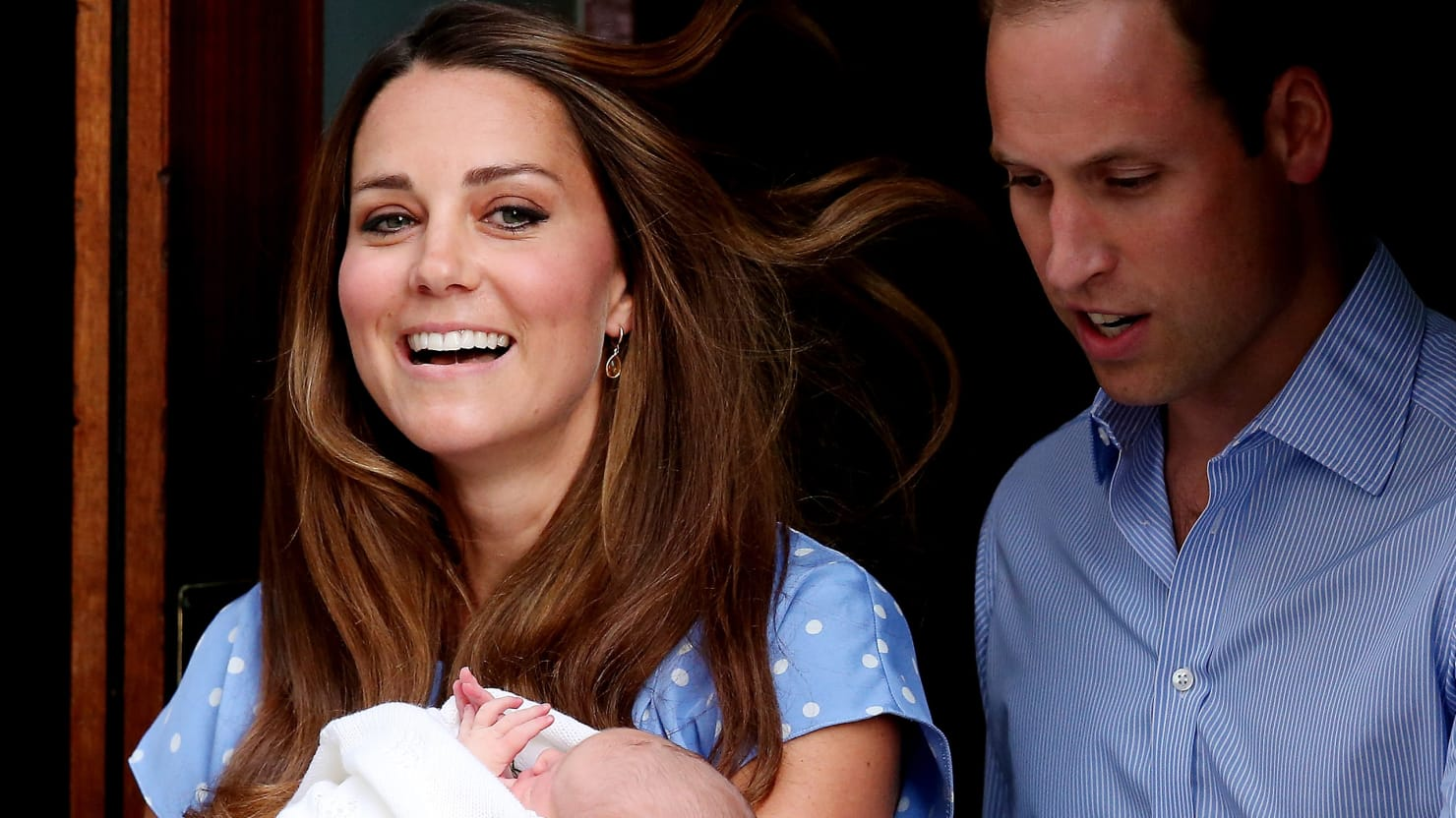Why Baby George Will be Growing Up More Middleton Than Windsor