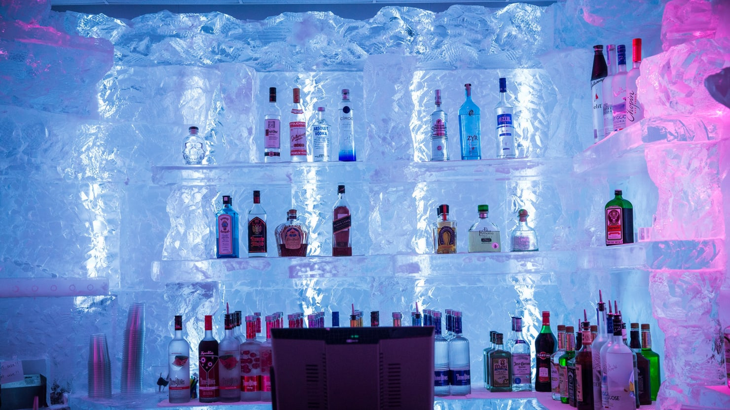 Minus5 is New York's First Ice Bar
