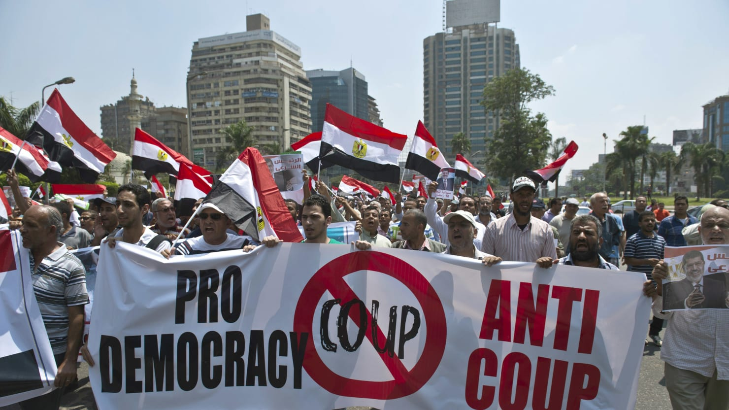 Leslie H. Gelb on the Democracy-Elections Trap in Egypt