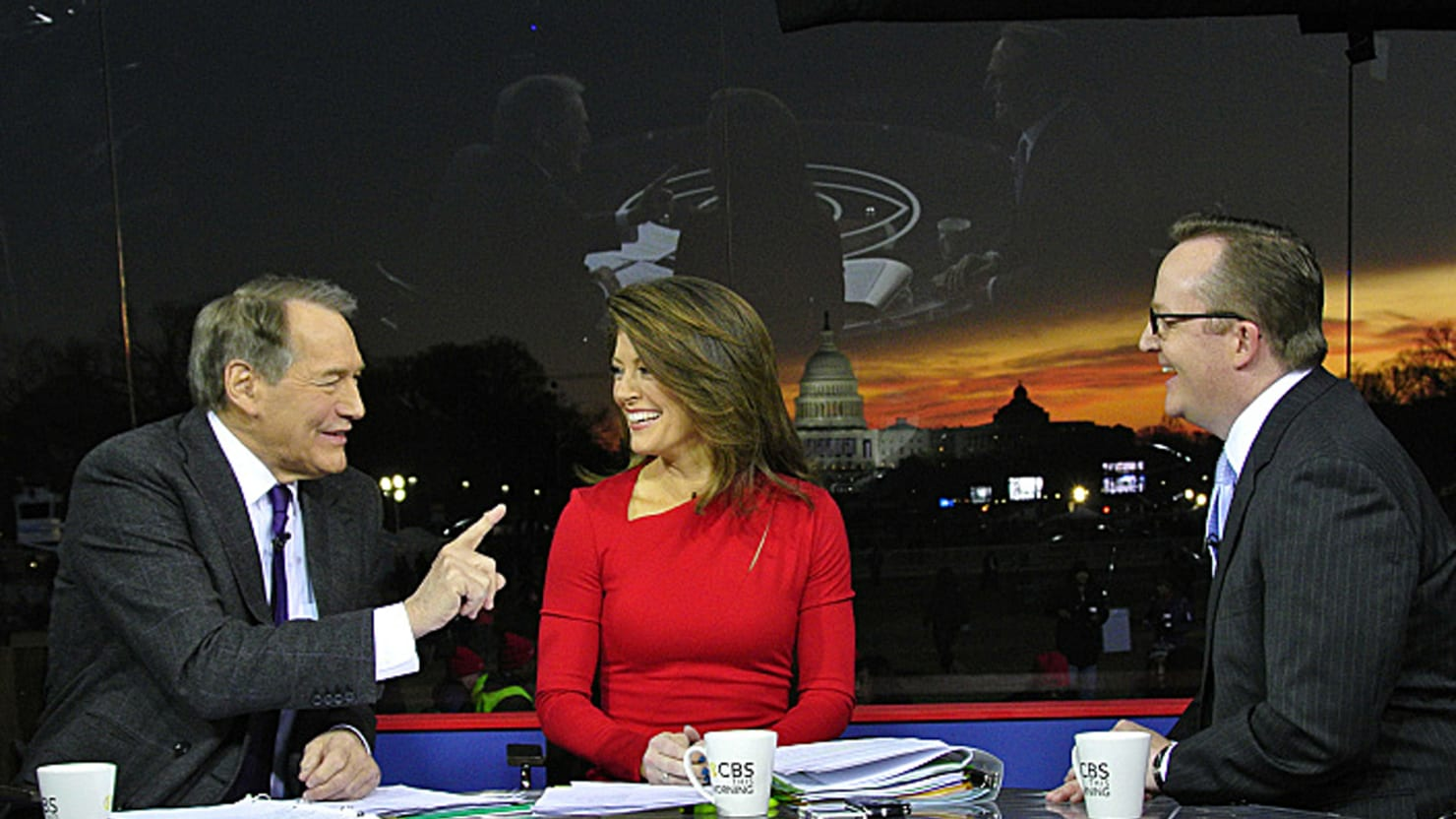 'CBS This Morning' Success Brings With It a Certain Swagger
