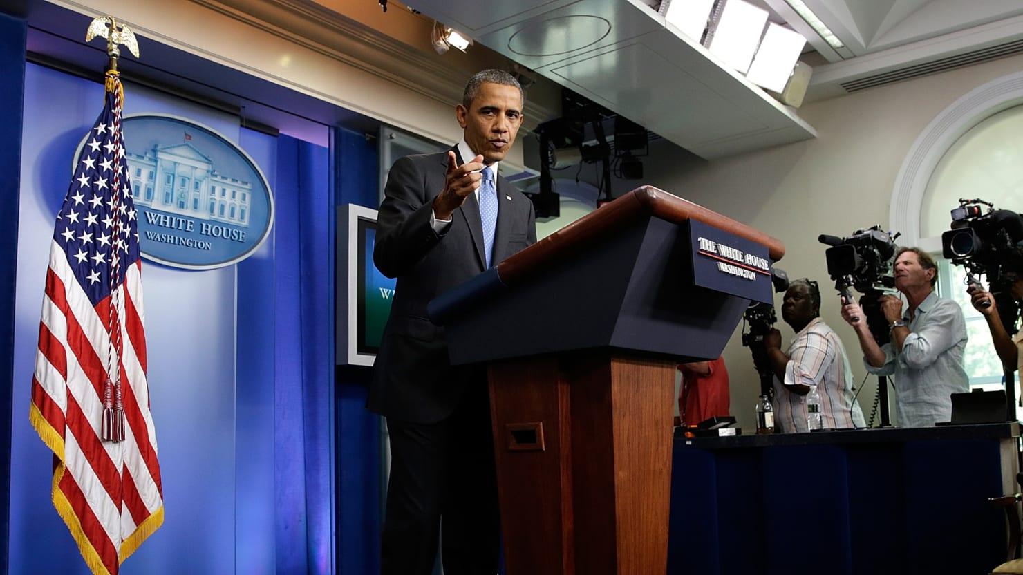 Full Remarks by President Obama on Trayvon Martin