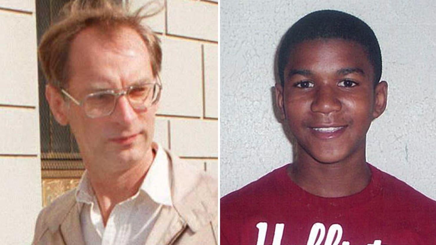 Bernhard Goetz On Bad Guy Trayvon Martin And Staying