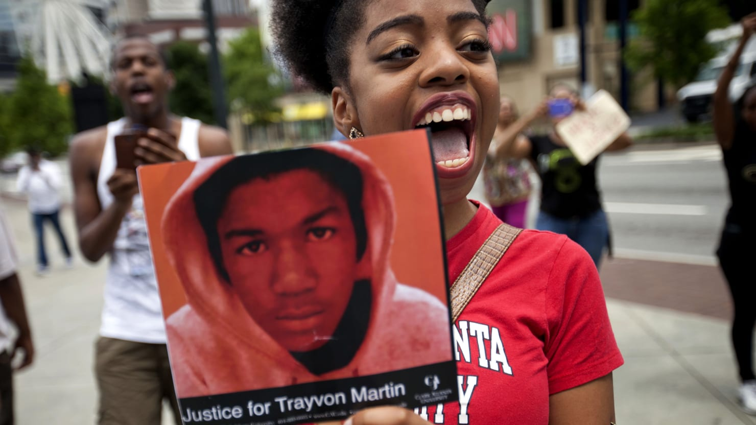 Christopher Darden Believes There May Be Justice Yet for Trayvon