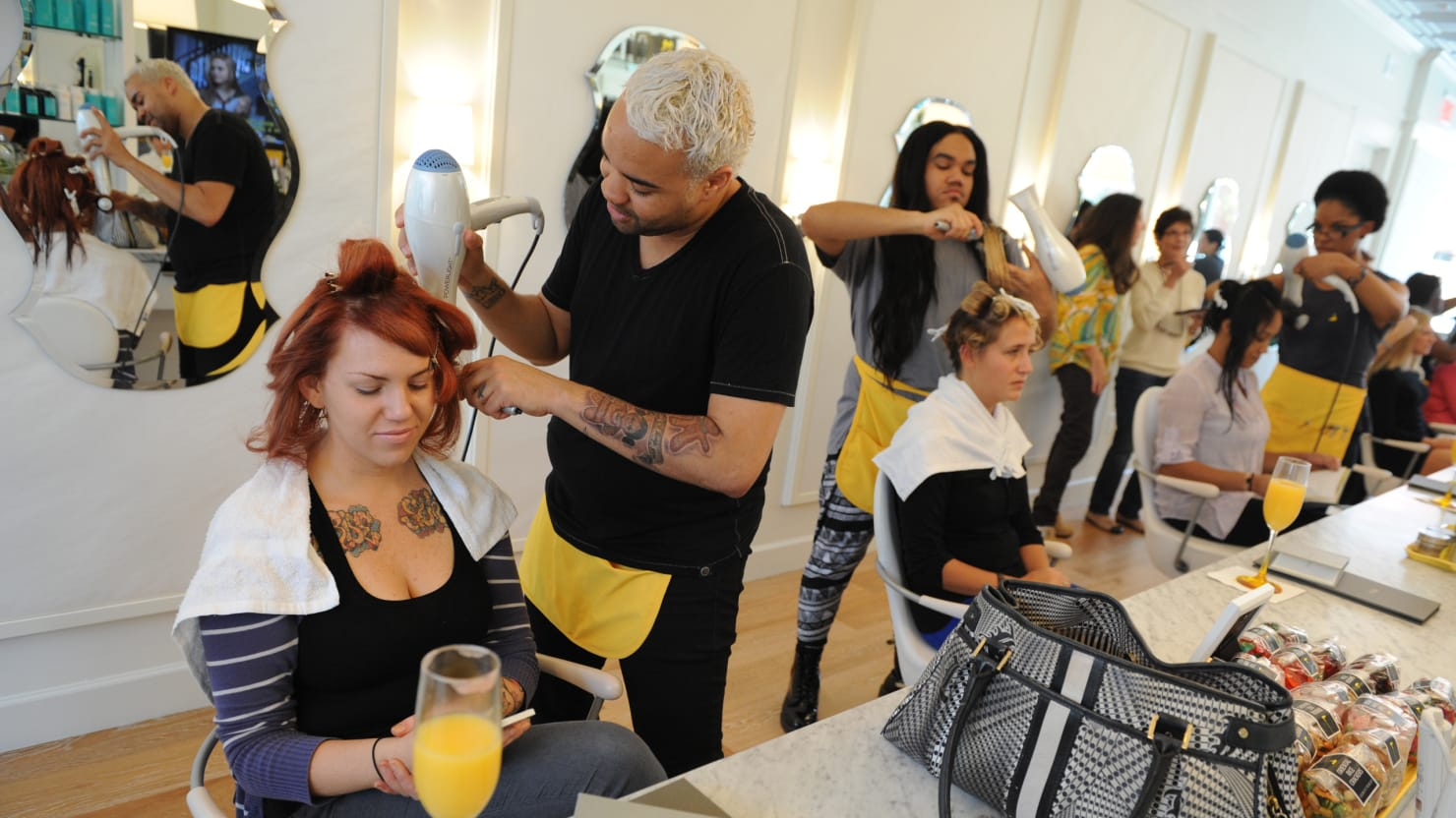 Blow Dry Bars Are A Thriving Industry Disrupting The Salon Business
