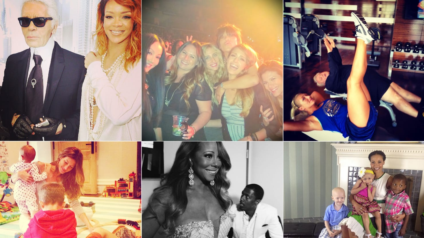 Rihanna, Selena Gomez & More Celebrity Twitter Picture (PHOTOS)