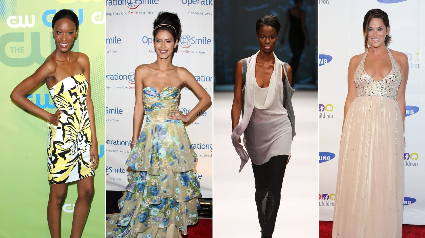 'America's Next Top Model' Winners : Where Are They Now? (PHOTOS)
