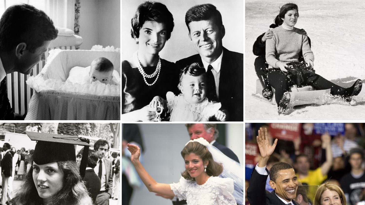 Caroline Kennedy Through the Years (Photos)