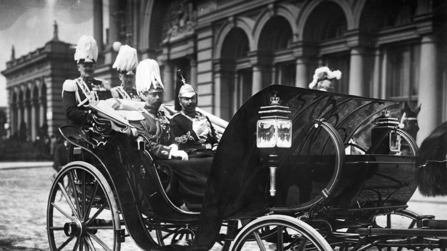 Before the Fall: What Did the World Look Like in 1913?