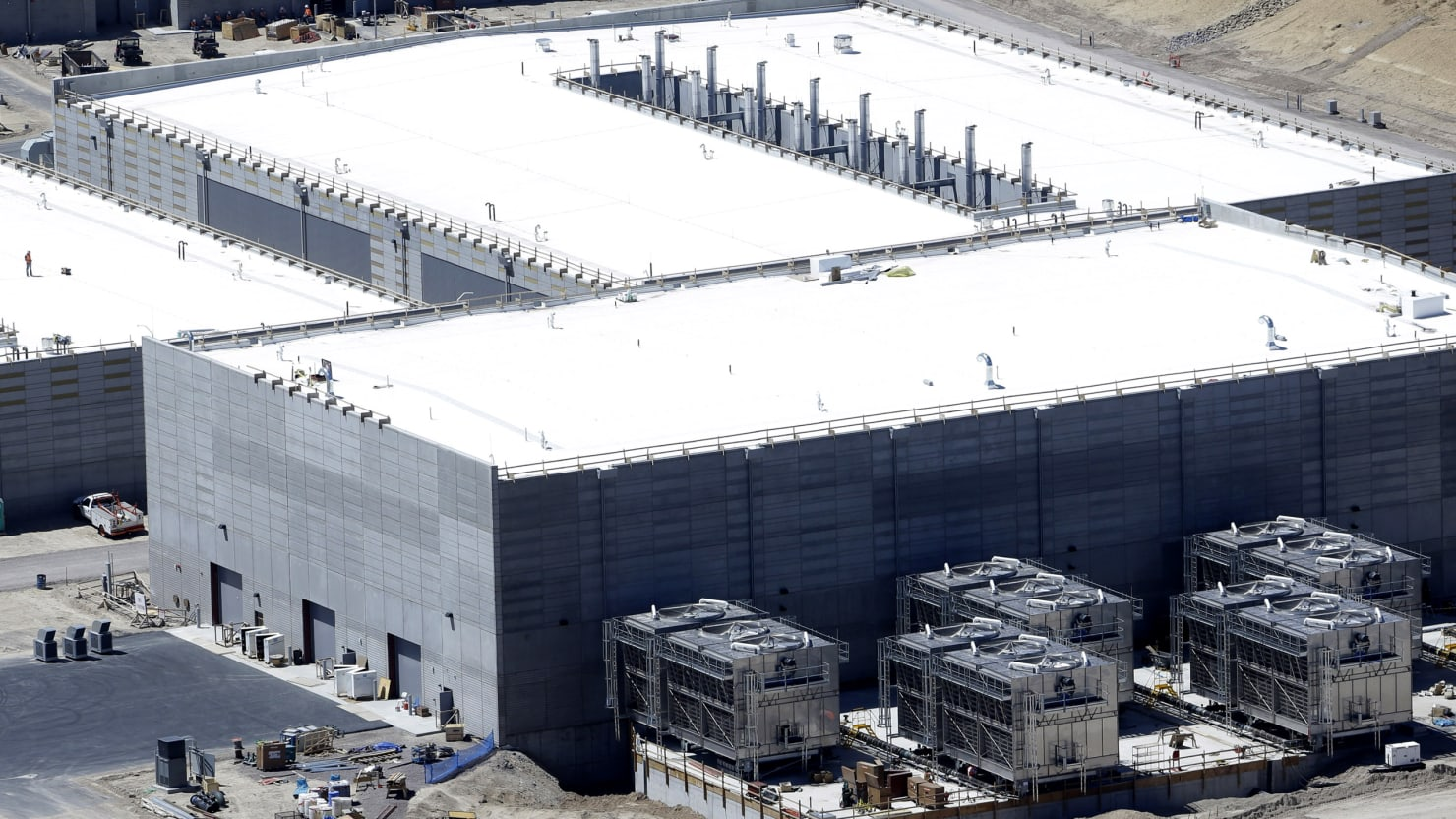 Behold the NSA's Dark Star: the Utah Data Center
