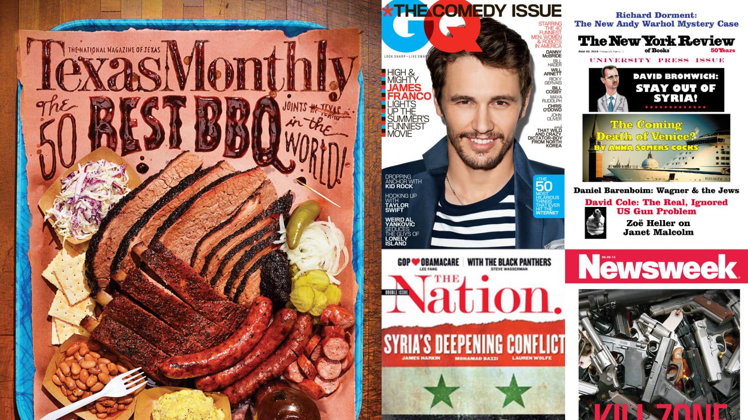 The Week's Best Longreads for June 7, 2013