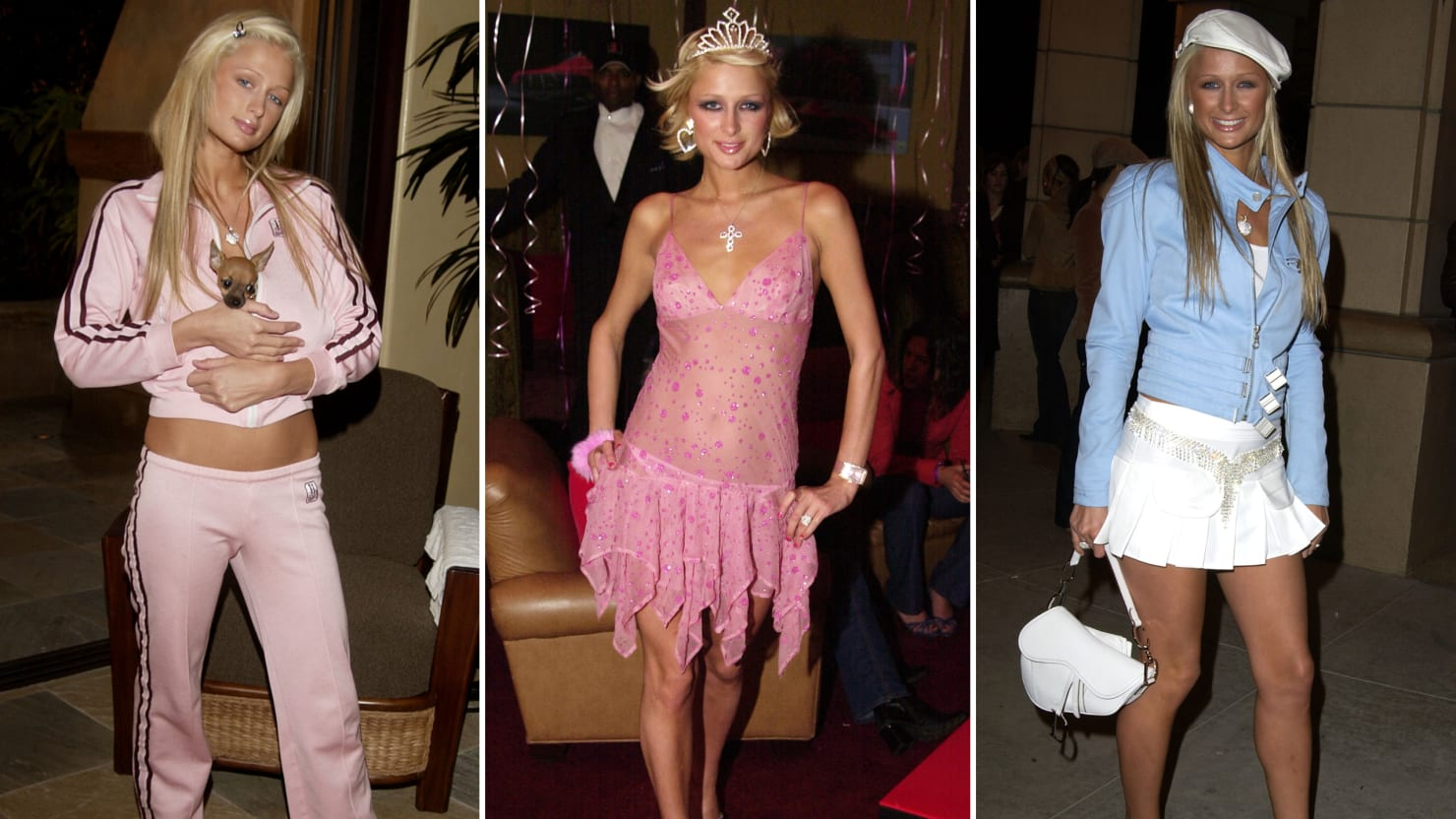 In Honor Of The Bling Ring A Tribute To Paris Hilton S Aughties Style