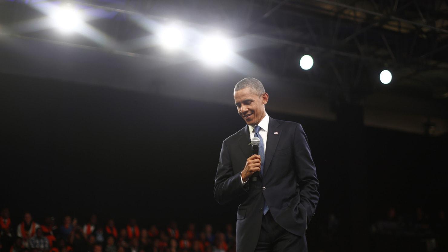 Obama's Shift Toward Communitarianism