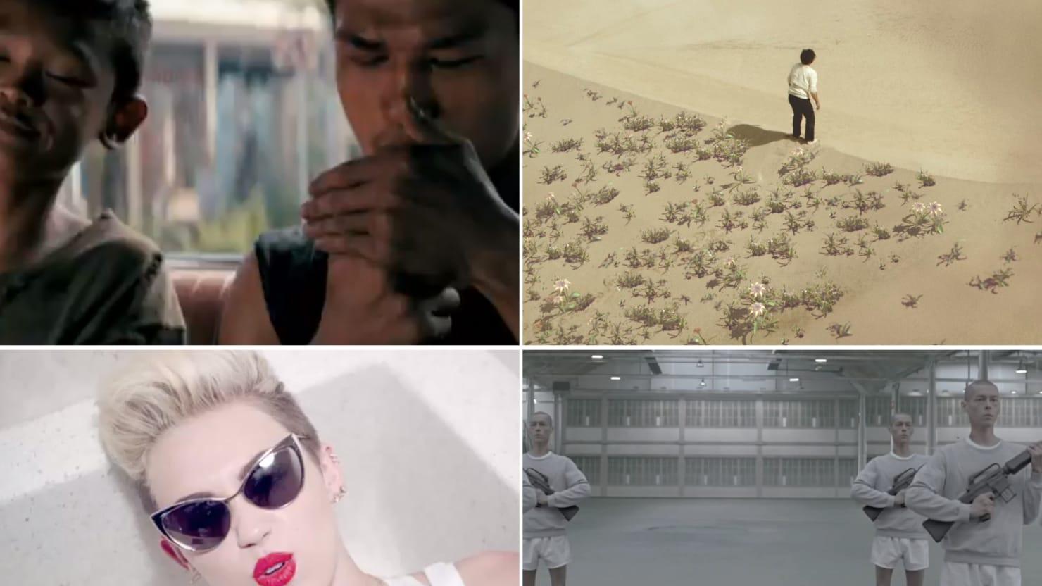 Miley Cyrus, Bruno Mars & More Best Music Videos of the Week (VIDEO