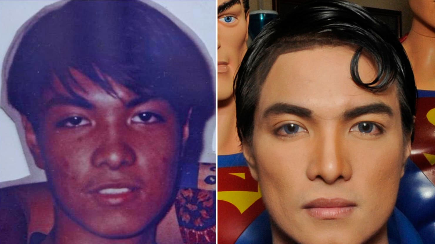meet herbert chavez superman s plastic surgery loving filipino