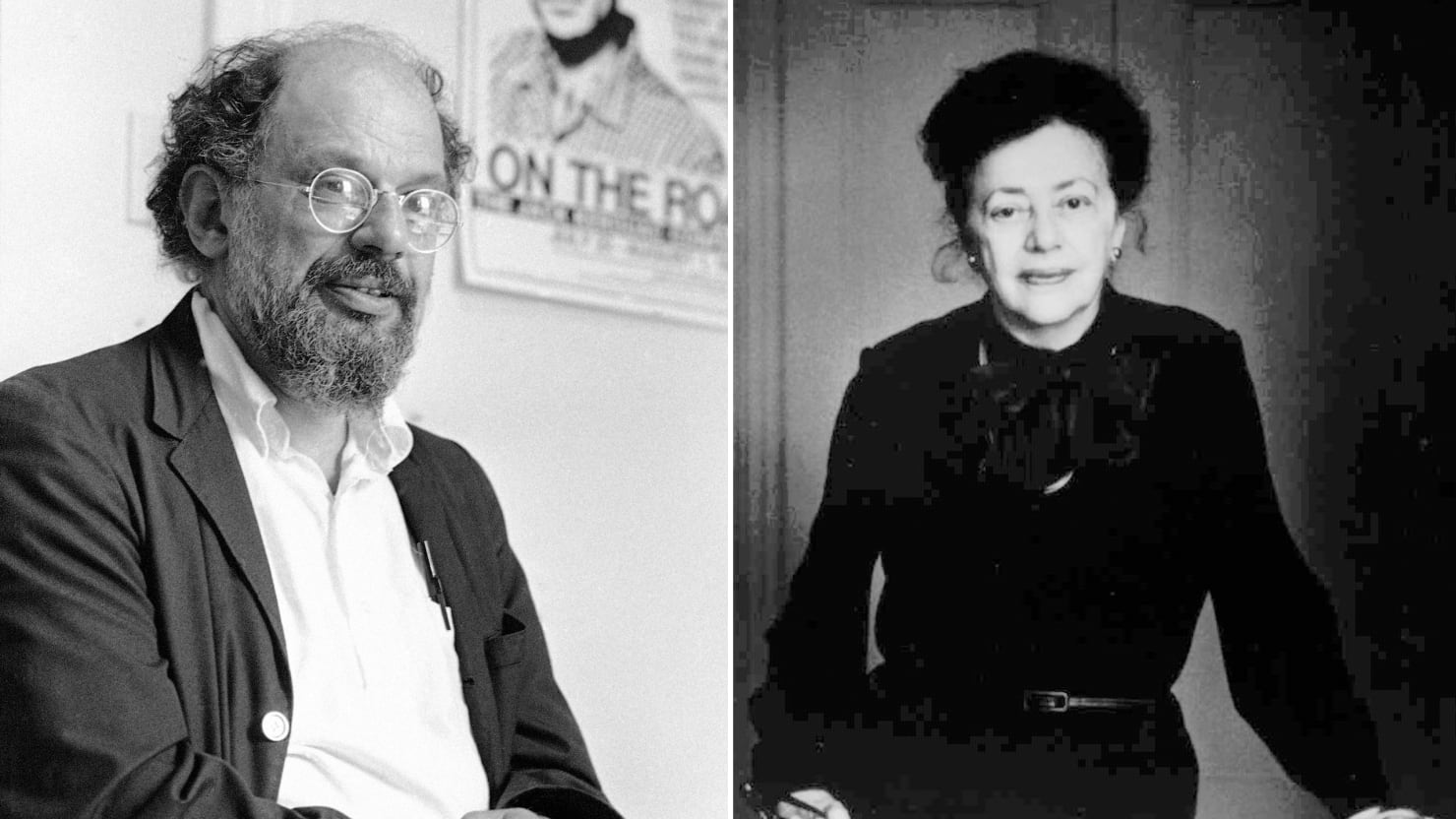 the mystery of the allen ginsberg diana trilling feud