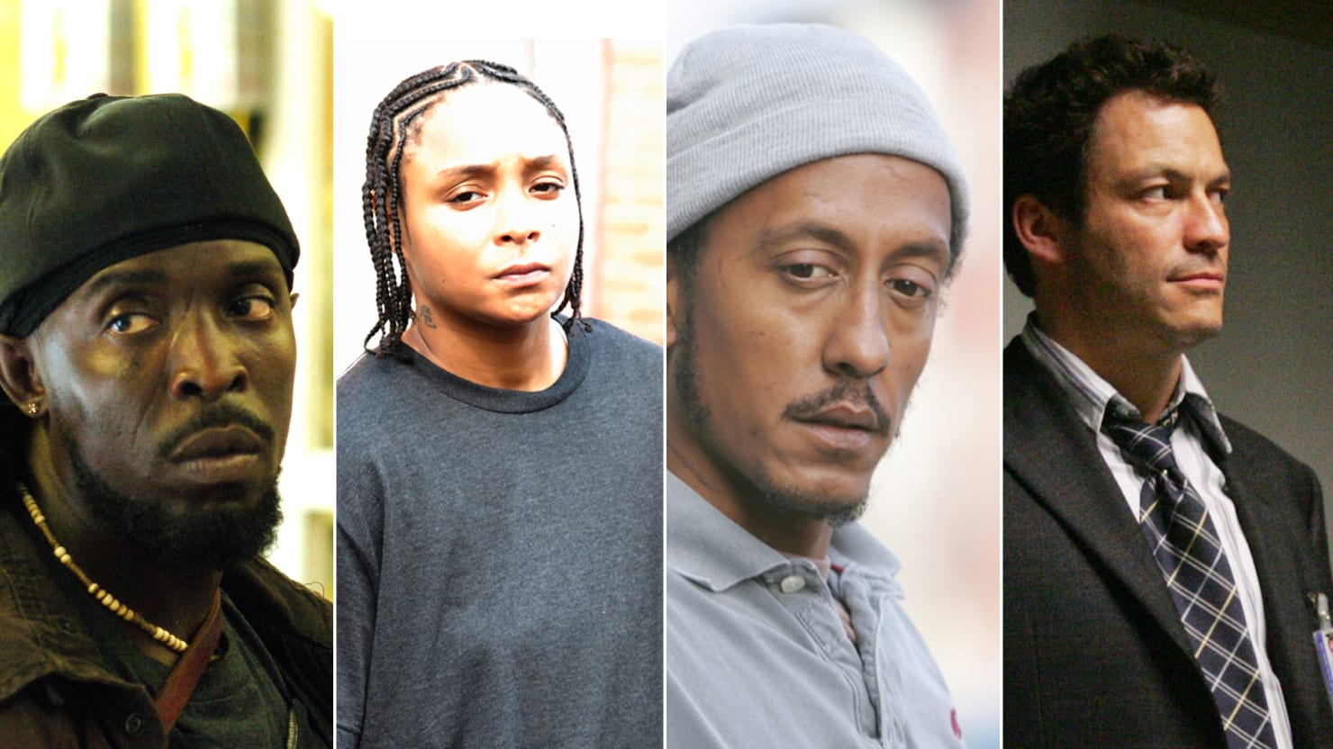 Idris Elba and More Stars of 'The Wire': Where Are They Now? (PHOTOS)