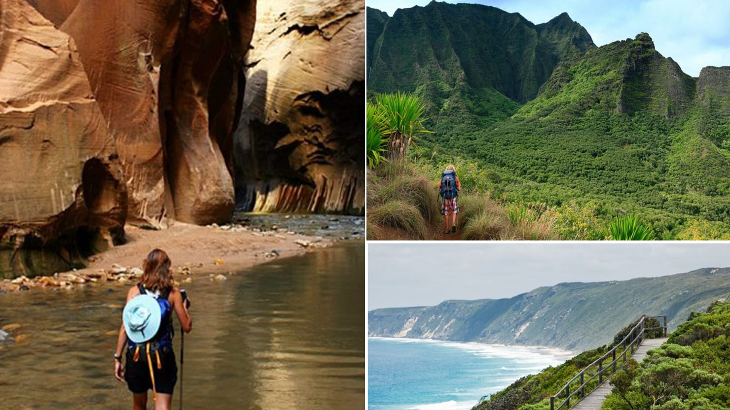 The 13 Best Hiking Trails in the World (Photos)