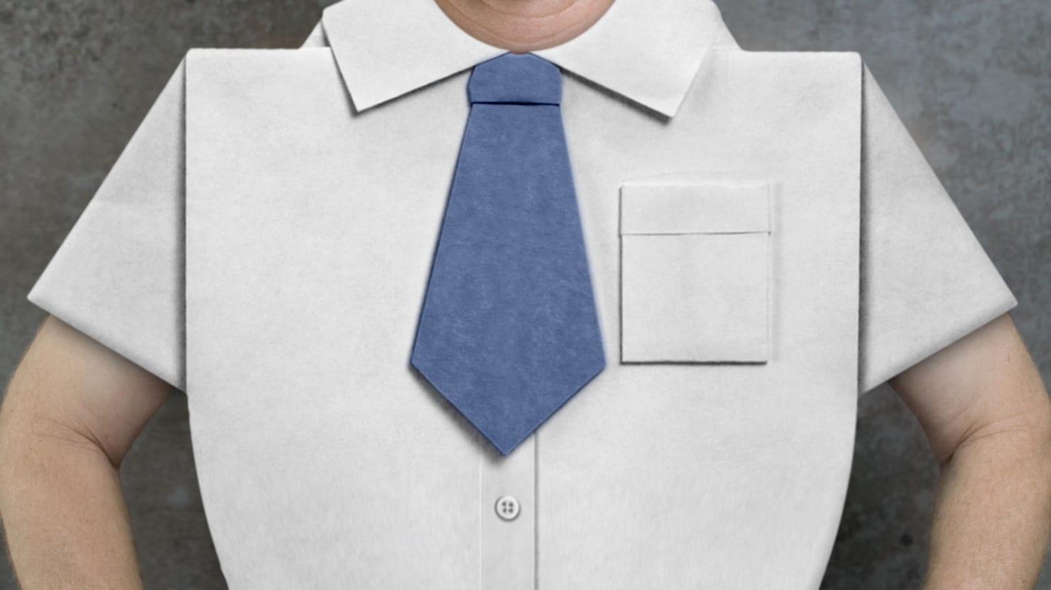 In Praise of Clip-on Ties