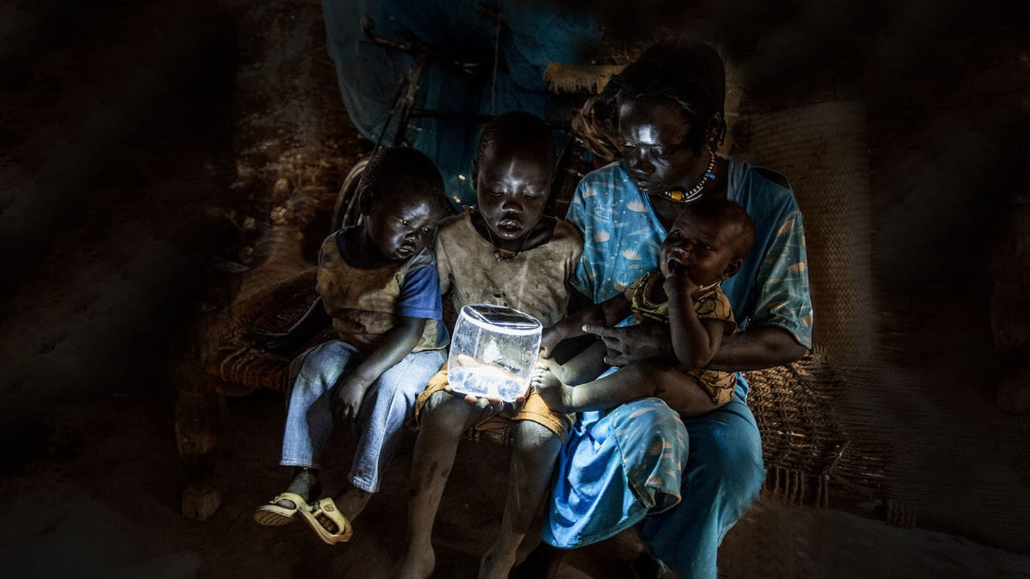 Luci: A Revolutionary Solar-Powered Lantern That Shines a Light on Poverty