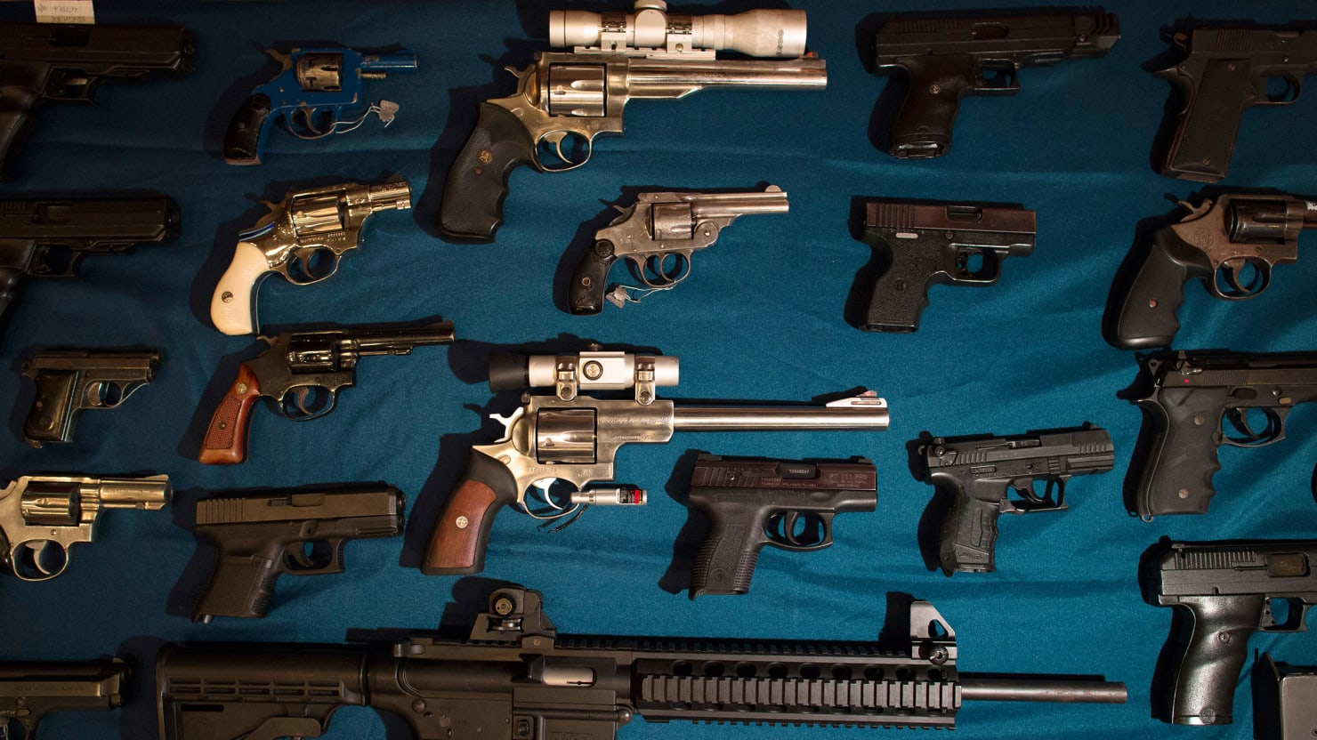 Legends Auto Sales >> The NRA Is Wrong: The Myth of Illegal Guns