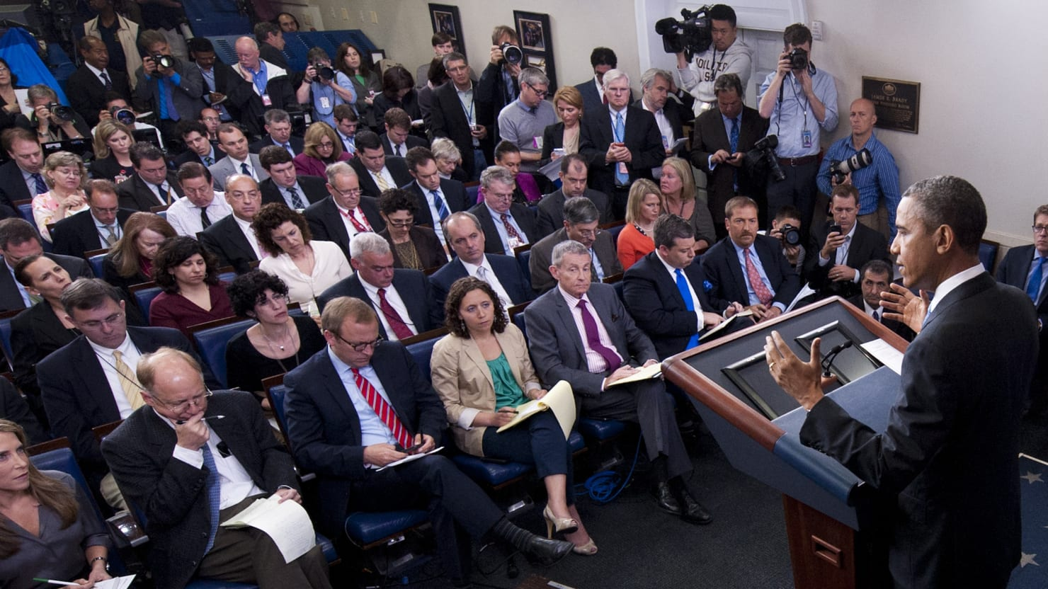 Obama's War on Journalism: 'An Unconstitutional Act'