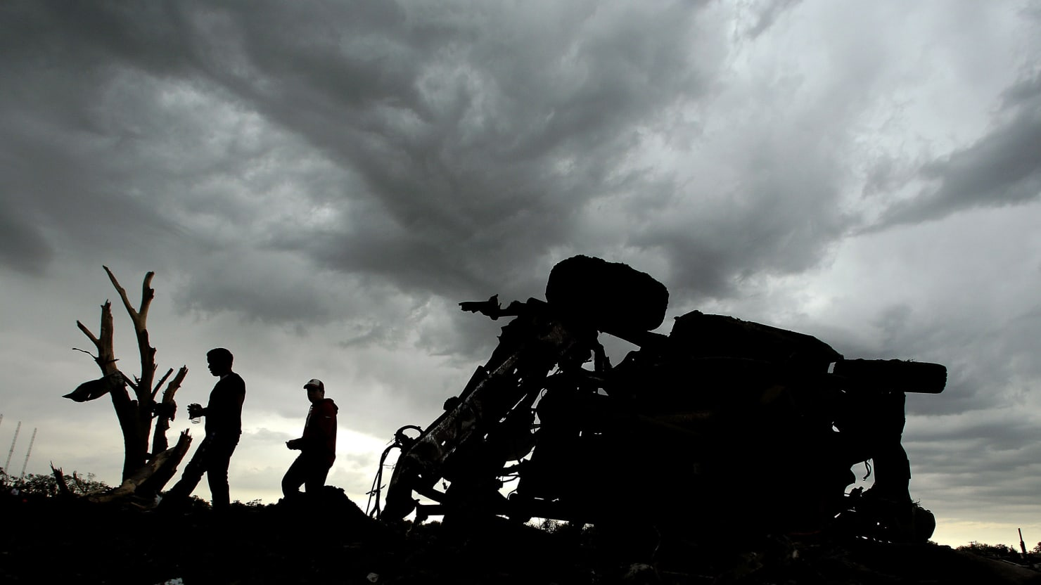 The Real Climate-Change Lesson from the Oklahoma Tornado