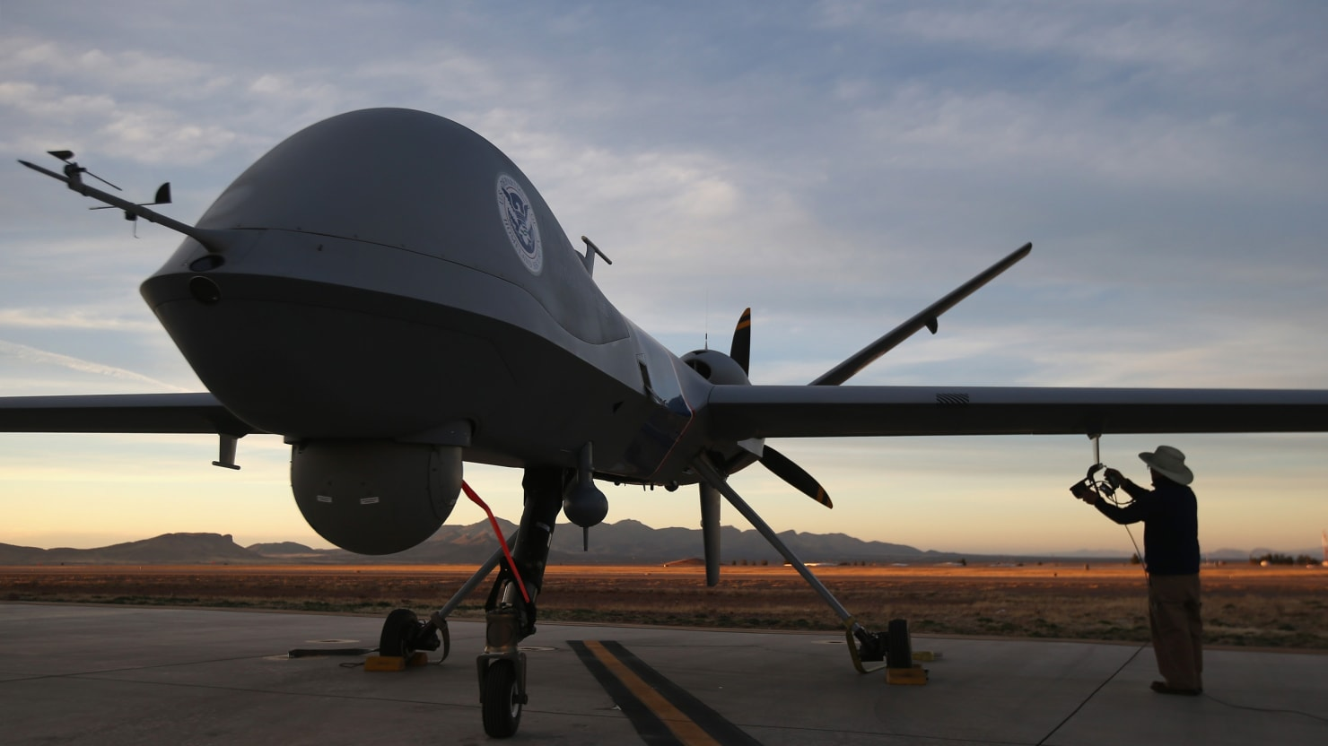 When Drones Come to America, What Happens Then?