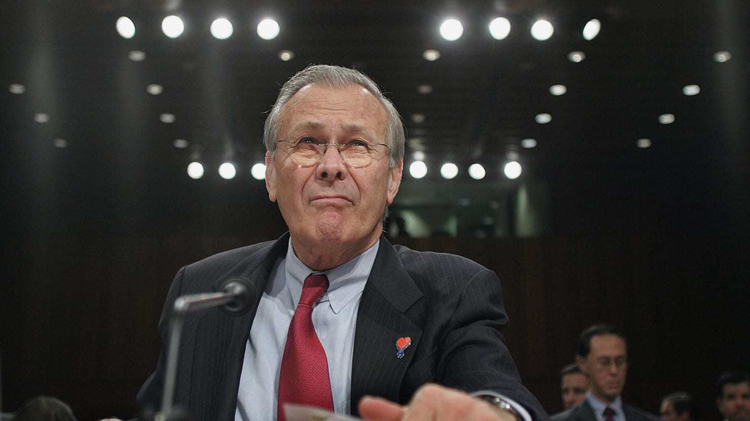 'Rumsfeld's Rules' Review: Good Rules, Shame He Didn't Follow Them